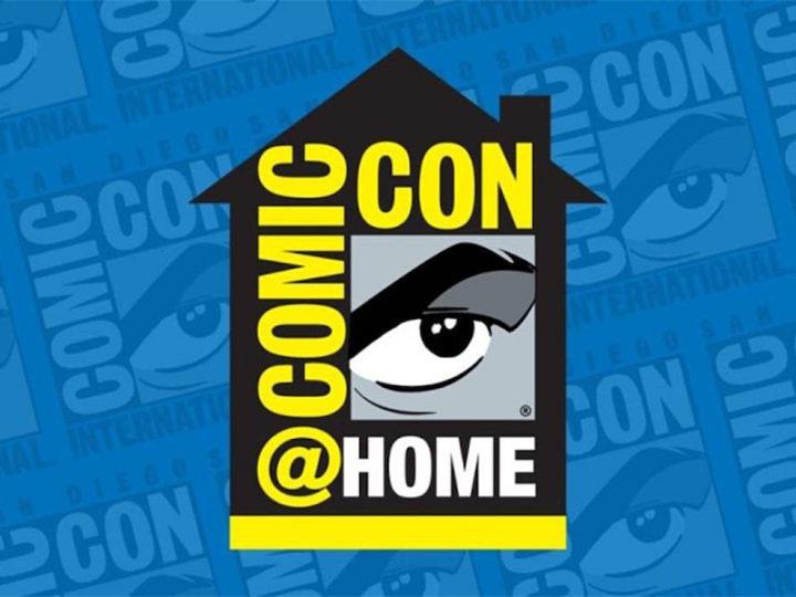 La tua guida animata al festival Comic-Con@Home (in aggiornamento)