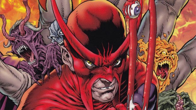 Sony Pictures TV adatta il fumetto 'Faust' alla serie