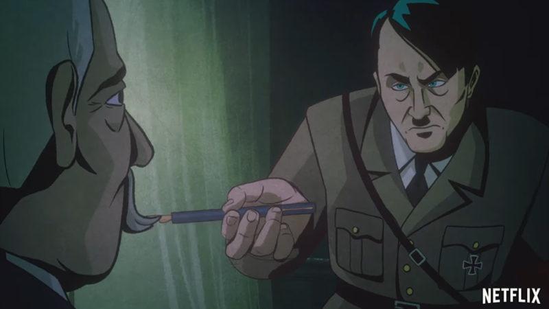 """Six Point Harness aggiunge sequenze animate a """"Come diventare un tiranno"""""""