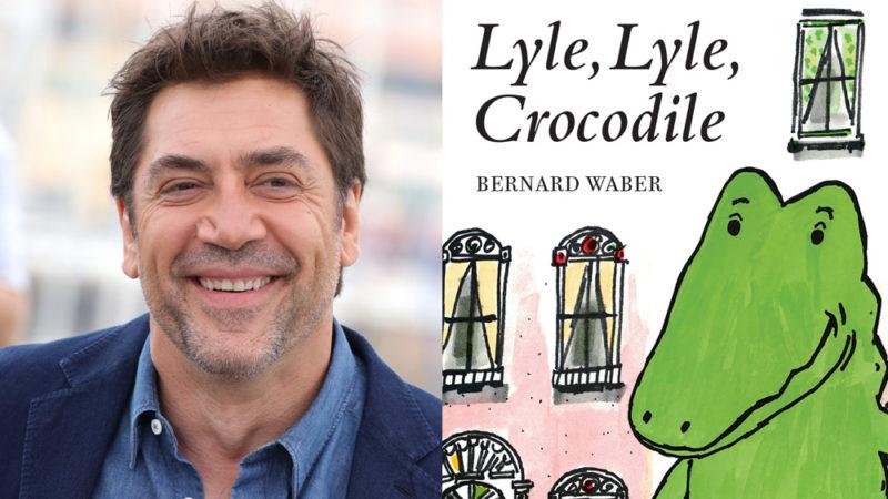 """Javier Bardem protagonista dell'adattamento ibrido di """"Lyle, Lyle Crocodile"""" di Sony"""