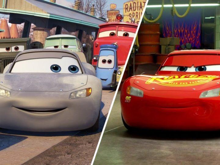 😎 Saetta McQueen annuncia il suo ritorno | Pixar Cars | Disney Junior IT