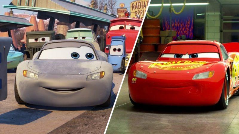 😎 Saetta McQueen annuncia il suo ritorno   Pixar Cars   Disney Junior IT