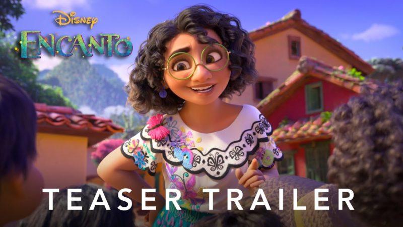 Encanto – Teaser Trailer