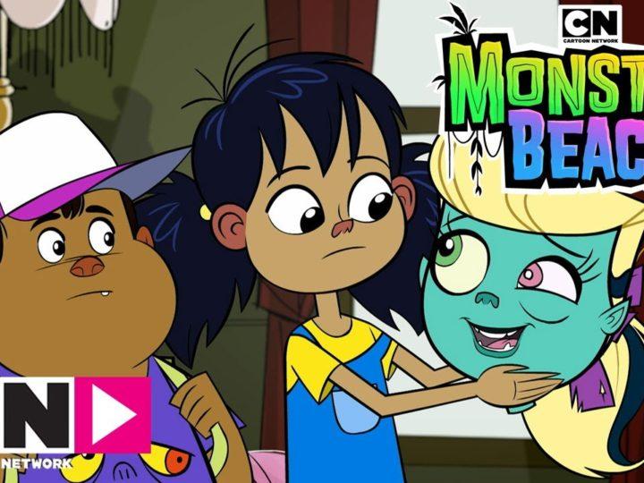 Perdere la testa | Monster Beach | Video di Cartoon Network