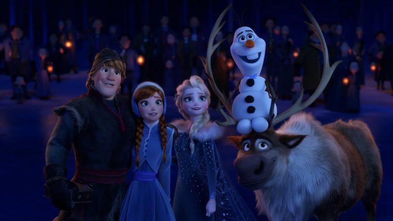 Frozen – Le avventure di Olaf | Clip dal Film | Quando siamo insieme