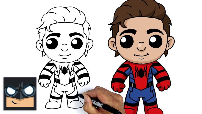 Come disegnare Peter Parker | Spider-Man: No Way Home