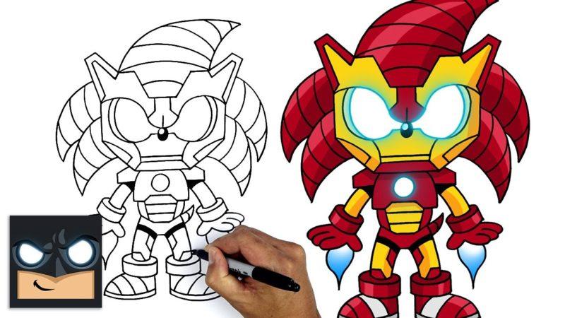 Sonic + Iron Man | Sfida Mash-Up