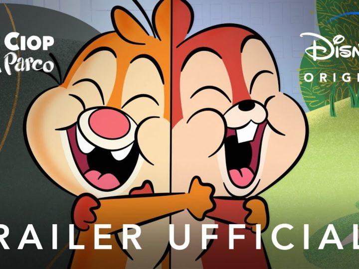 Guarda il video Cip e Ciop: Al Parco – In Streaming su Disney+ dal 28 Luglio