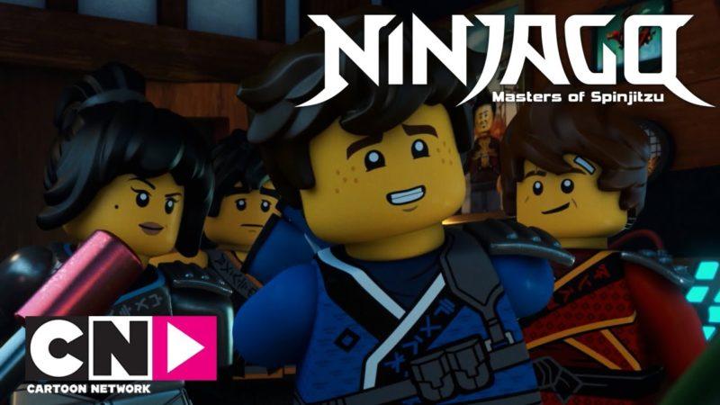 L'Oni e il Drago   Ninjago   Cartoon Network