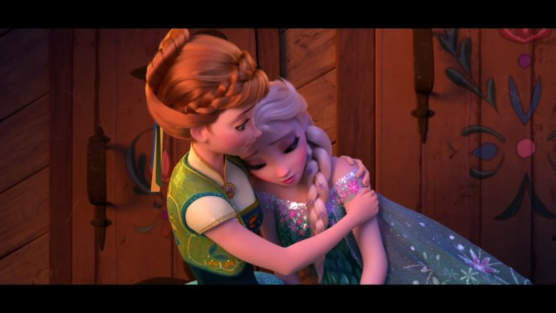 Video Disney Frozen Fever   Clip dal Film   Elsa ha il raffreddore
