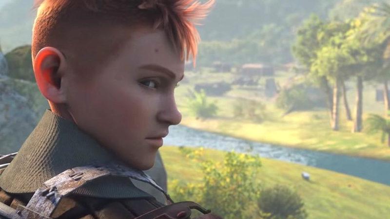 """Monster Hunter: Legends of the Guild"" prossimamente su Netflix"