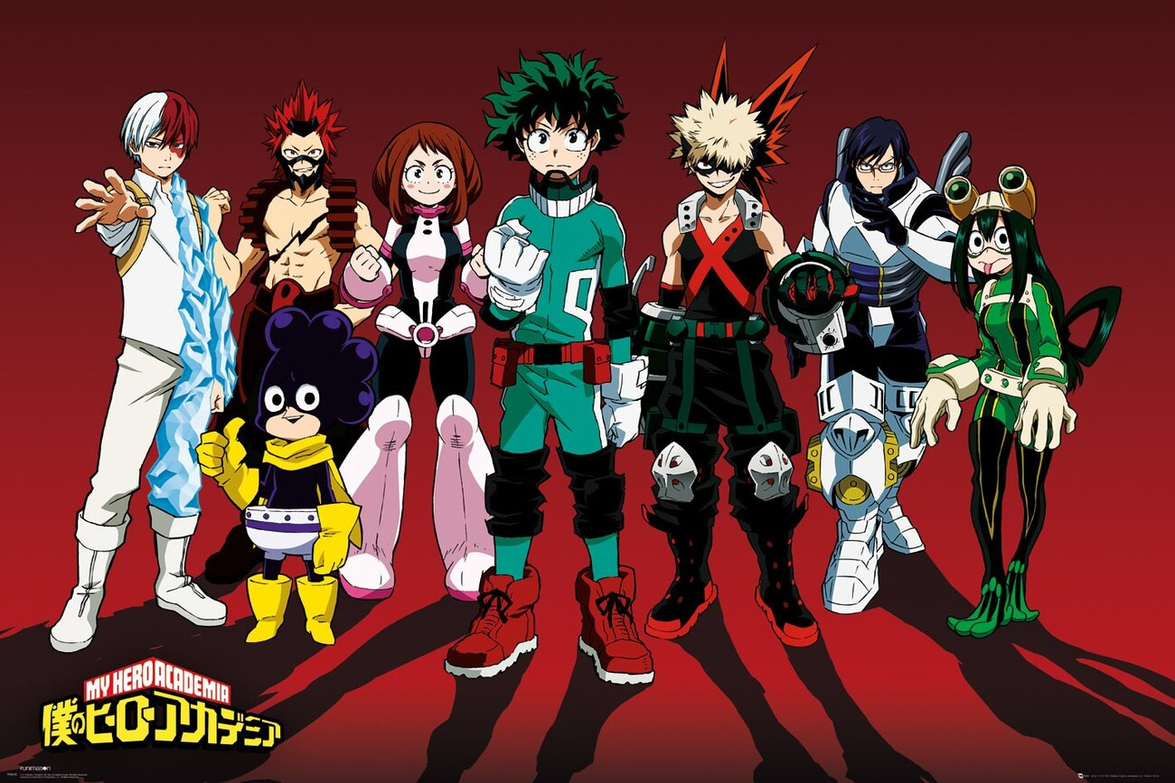 La quinta stagione di My Hero Academia e il cattivo Ending