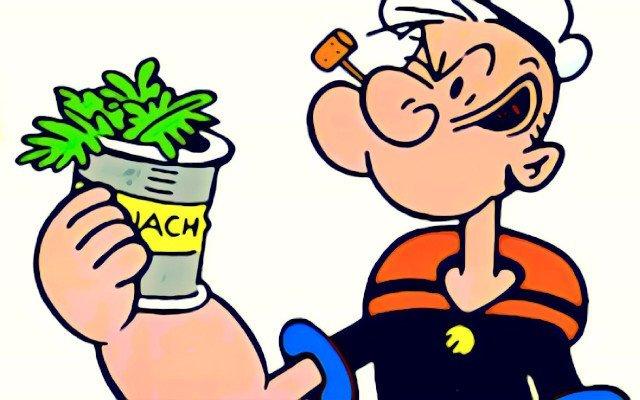 Popeye – Braccio di ferro – Il personaggio dei cartoni animati e dei fumetti