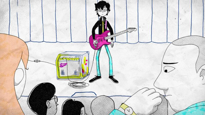 """La serie animata per """"Tig Notaro: Drawn"""" su HBO Max"""