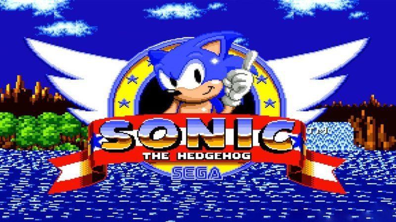 l'anteprima di Sonic The Hedgehog del 1990 presentava un eccentrico nemico inutilizzato