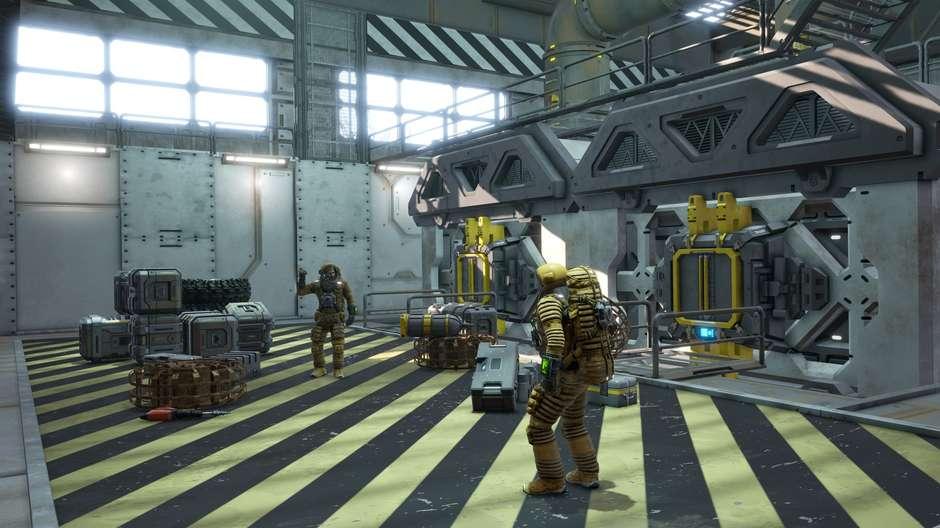 Ingegneri spaziali - DLC di settore