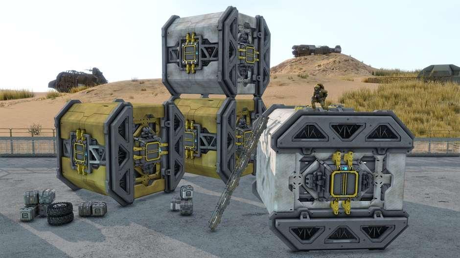 宇宙エンジニア-業界DLC