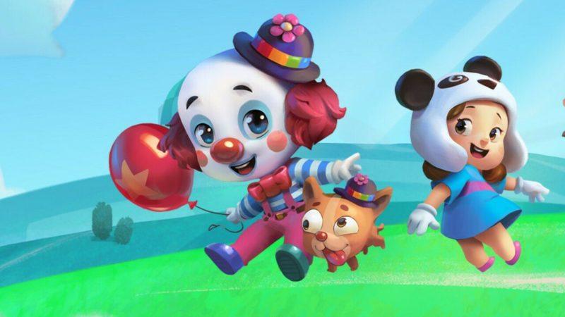 Il videogioco di Ayo il Clown
