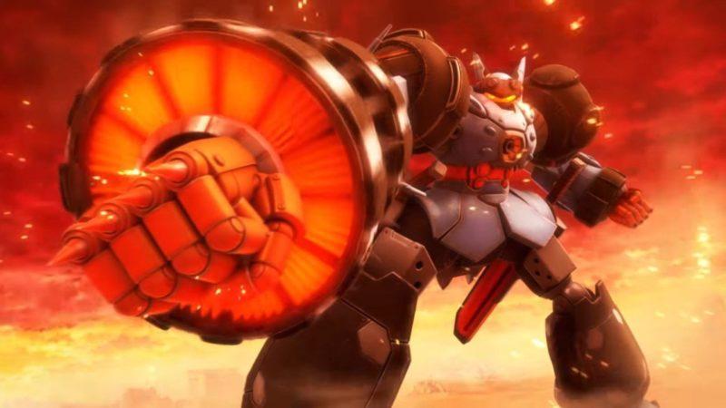 Il gioco di ruolo Mech-Battle di Level-5 arriverà a novembre, solo in Giappone