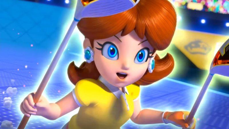 I fan di Daisy non sono contenti del nuovo aggiornamento di Mario Golf: Super Rush