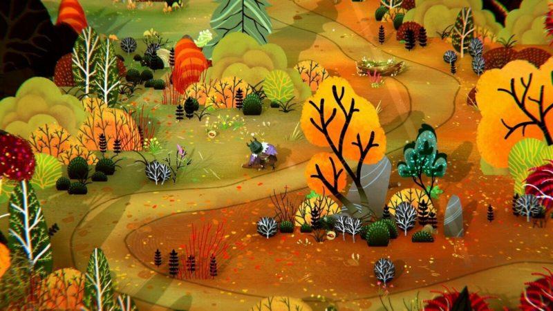 Il videogioco Wytchwood, un gioco di avventura artigianale in arrivo questo autunno