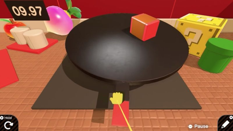 Game Dev utilizza Game Builder Garage per ricreare sapientemente i minigiochi di Mario Party