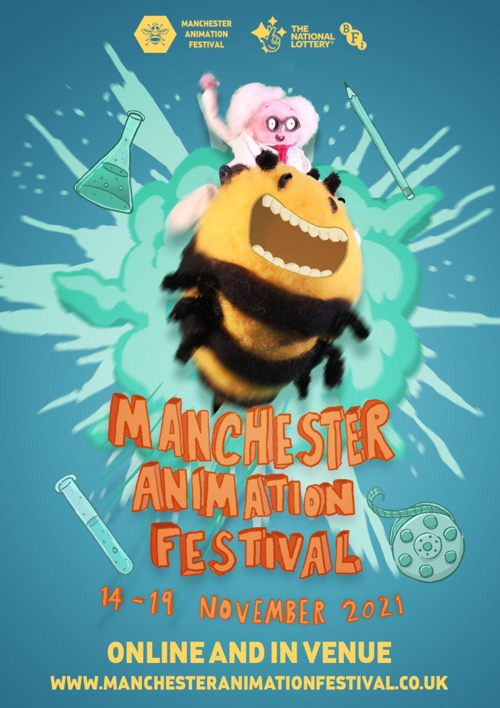 Festival dell'animazione di Manchester