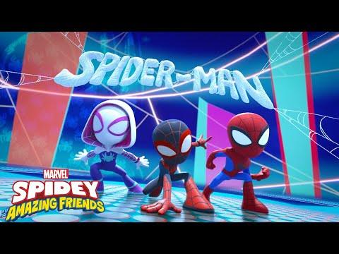 🕷Il Team Spidey | Marvel Spidey e i suoi fantastici amici