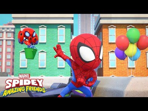"""Guarda il video di Marvel Spidey e i suoi fantastici amici """"La sorpresa di Spidey"""""""