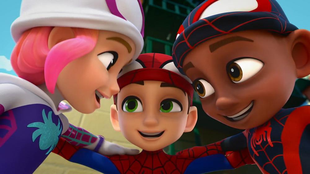 Spidey della Marvel e i suoi fantastici amici