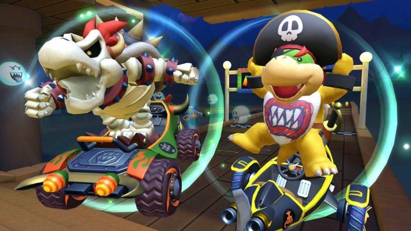 Nintendo sta aggiungendo un nuovo driver al suo videogioco mobile Mario Kart Tour
