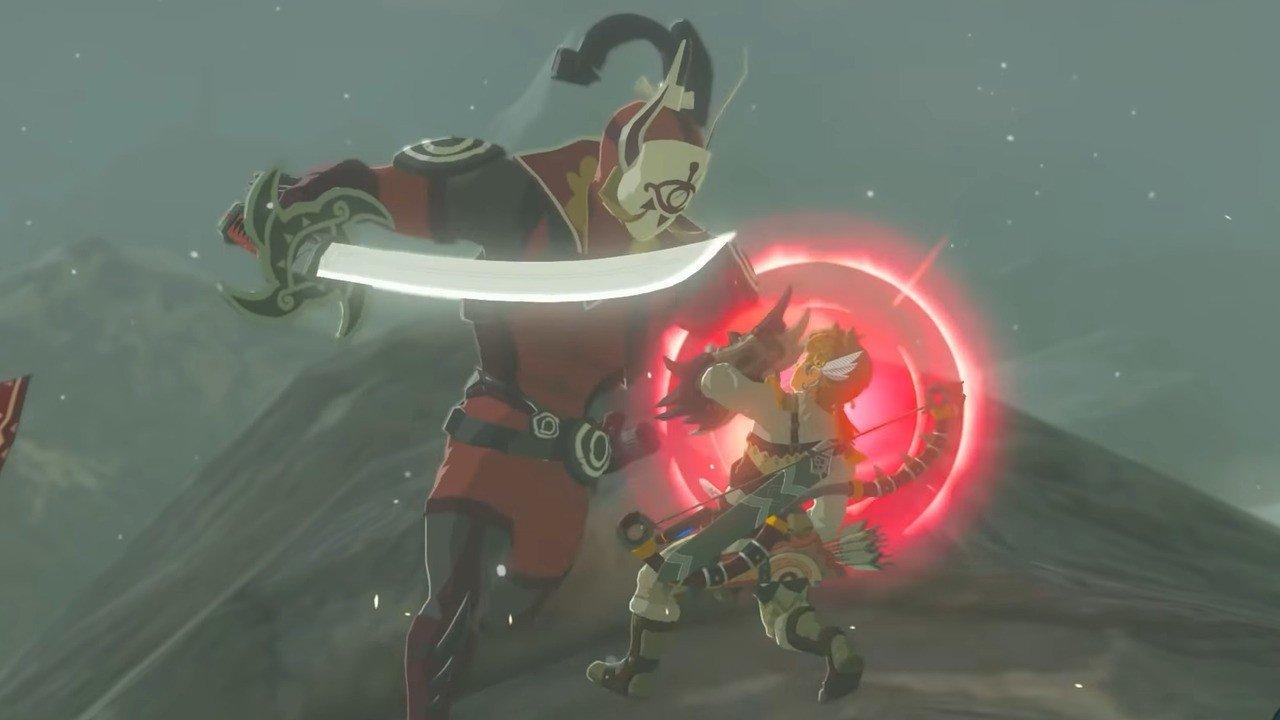 Zelda: Breath Of The Wild 'Second Wind' Mod di espansione