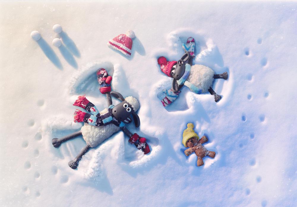 Shaun vita da pecora: il volo prima di Natale