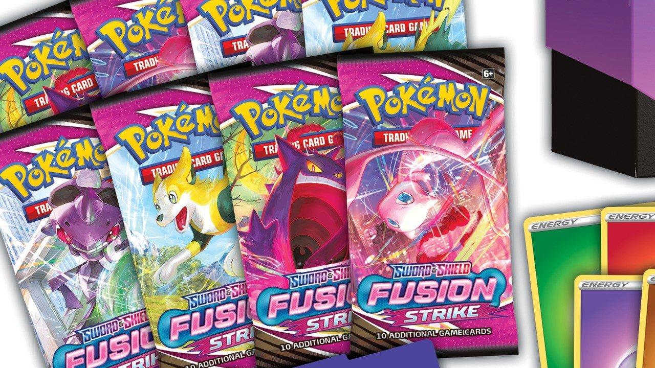 Il gioco di carte collezionabili Pokémon aggiunge una nuova meccanica di stile Fusion Strike nel prossimo set