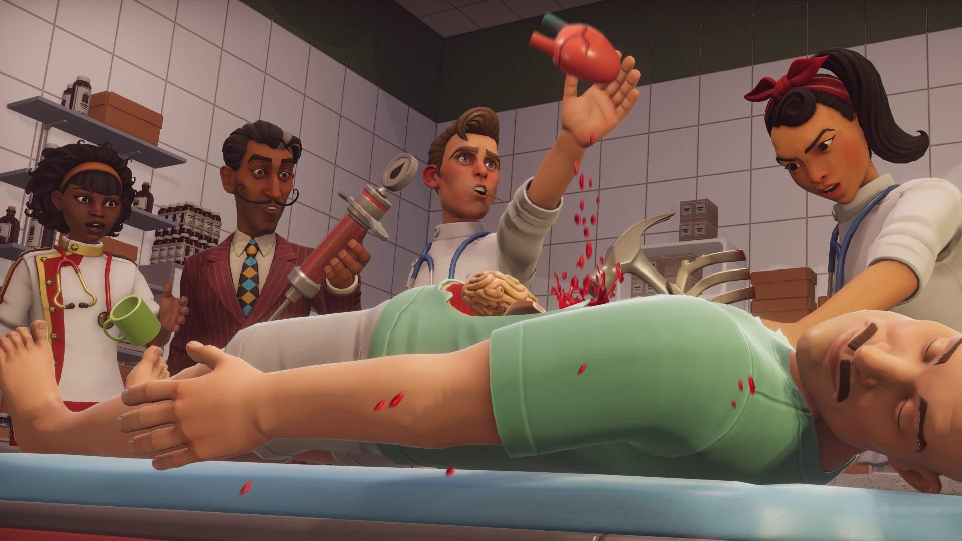 外科医生模拟器 2 - 2 月 XNUMX 日 - 针对 Xbox Series X 进行了优化   S ● 智能交付 ● Xbox 游戏通行证