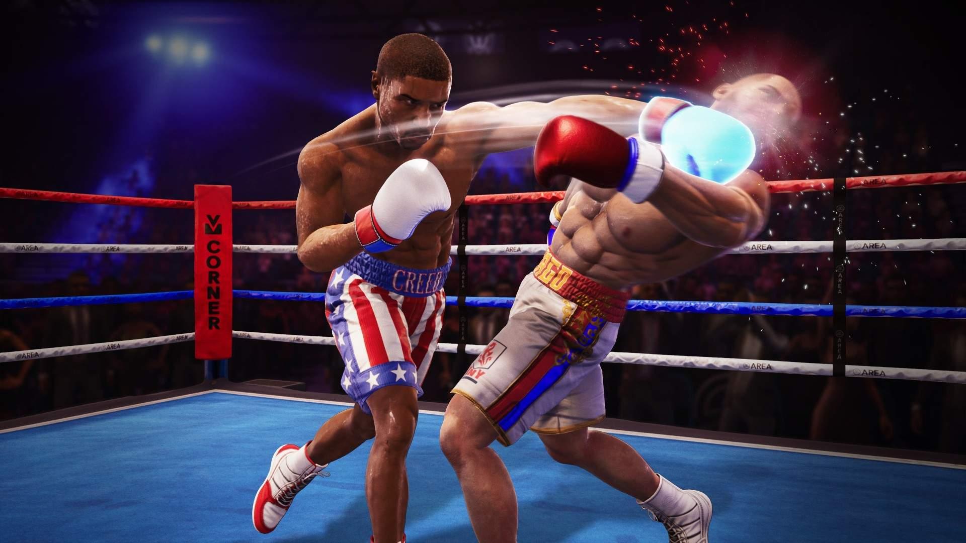 Big Rumble 拳击:Creed Champions - 3 月 XNUMX 日