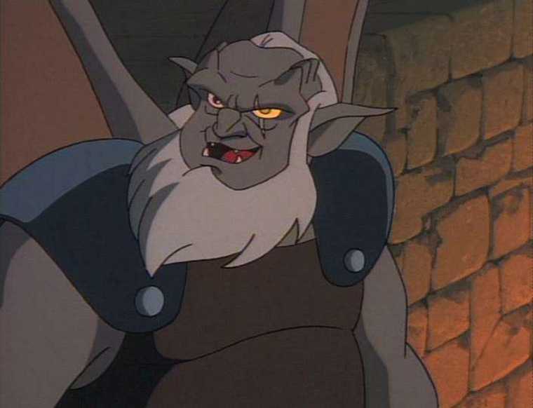 Gargoyle (Hudson)