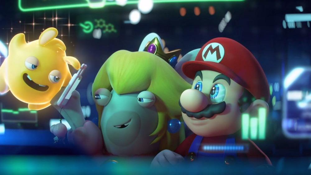 Mario + Rabbids Scintille di speranza