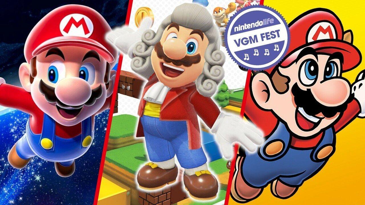 Le 10 migliori canzoni del videogioco di Super Mario