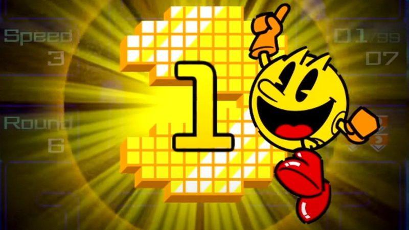 Bandai Namco offre ai giocatori di PAC-MAN 99 un tema splatterhouse gratuito