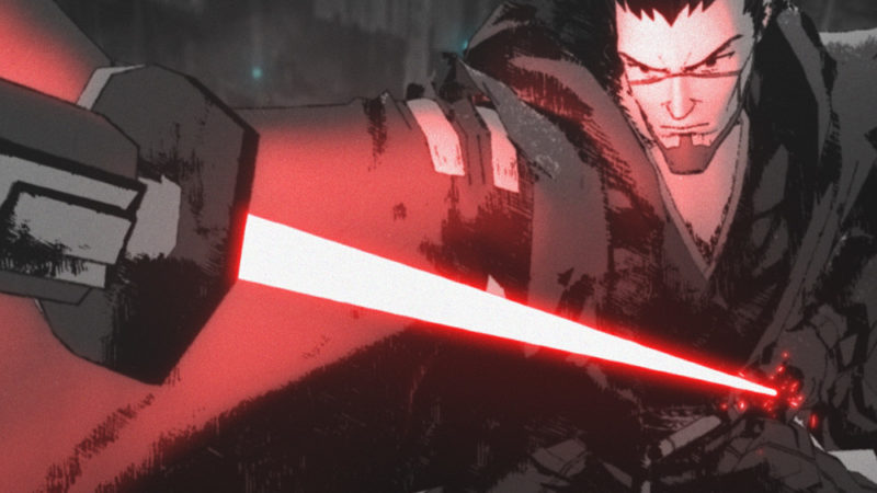 """Star Wars: Vision"" la prossima serie antologica in stile anime giapponese"