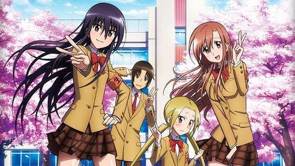 Il fumetto manga Seitokai Yakuindomo terminerà con il volume 22 il prossimo gennaio