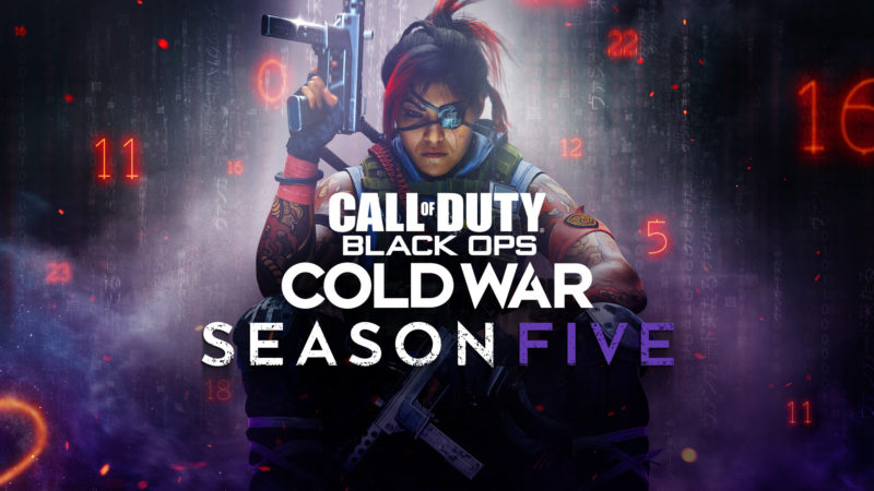 La quinta stagione di Call of Duty: Black Ops Cold War e Warzone è ora disponibile