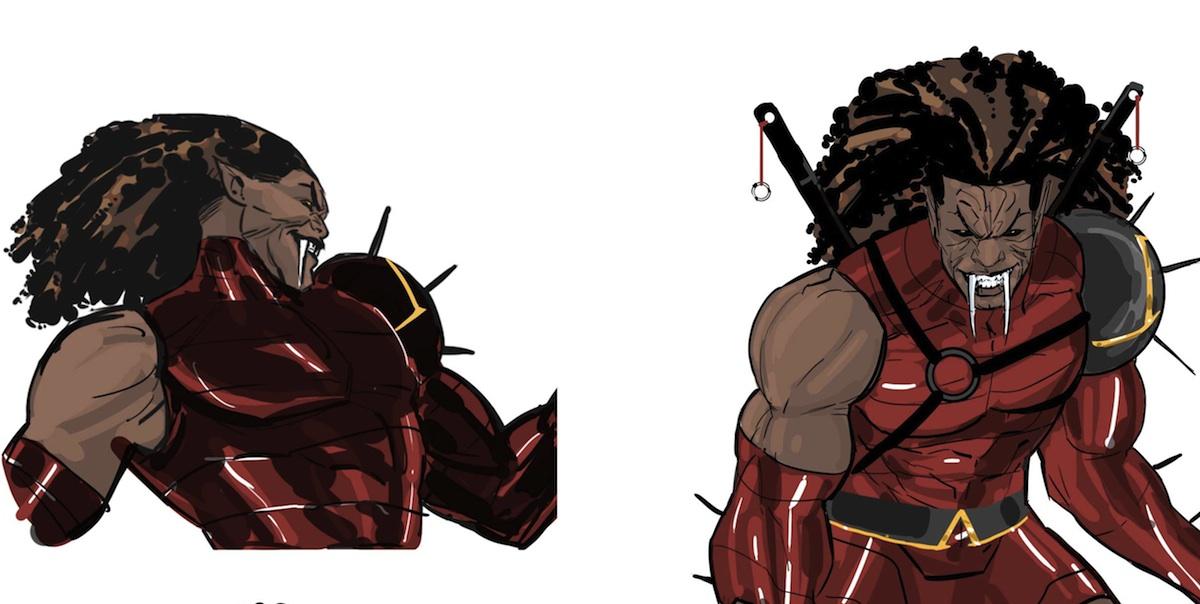 Il fumetto Marvel Darkhold Alpha n.1