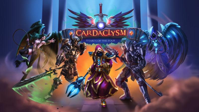 Come è iniziato tutto per Cardaclysm: Shards of the Four