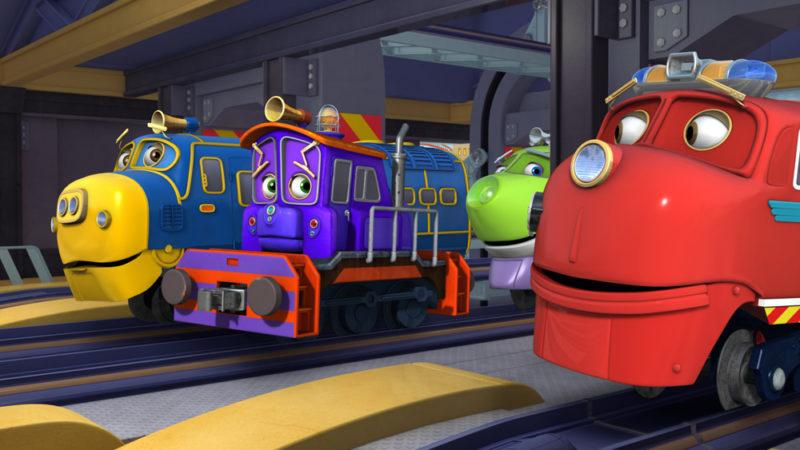 """""""Celebrate Chuggington"""" in anteprima speciale il 9 agosto su Disney"""