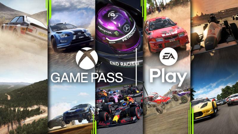 Gareggia per la gloria in Codemasters Games oggi con EA Play e Xbox Game Pass Ultimate