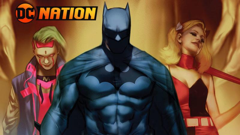 Lo spaventapasseri manda Gotham all'inferno in Batman: Fear State