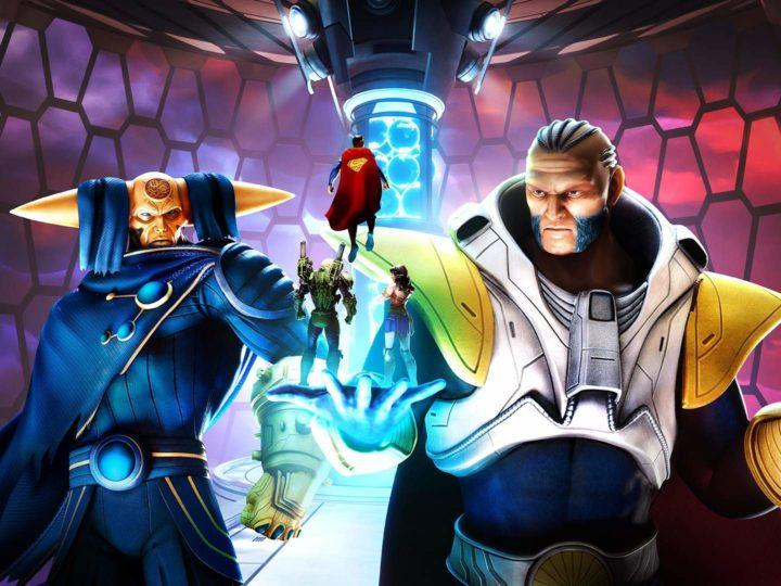 Il videogioco DC Universe Online – Episodio 41: House of Legends