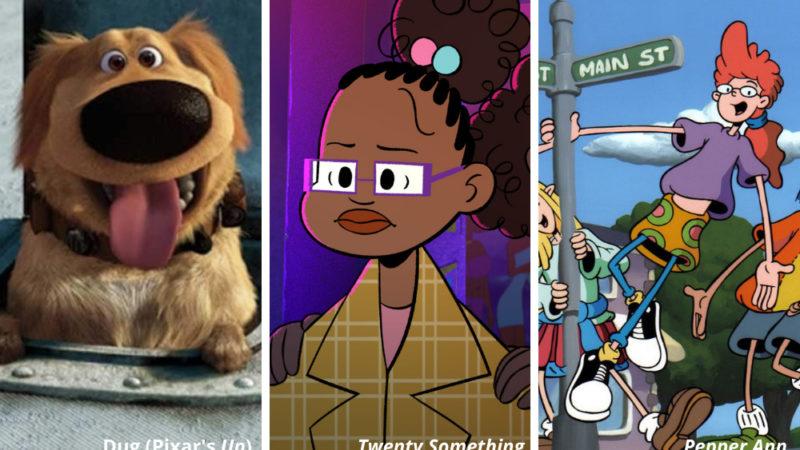 """Dug Days"", SparkShorts ""Twenty Something"" e il classico ""Pepper Ann""arrivano su Disney+ a settembre"